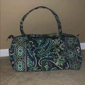 Vera Bradley Small Duffle Suitcase